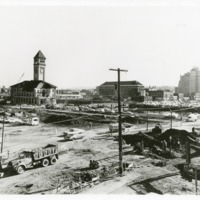 Spokane -- Expo '74 -- Construction (#11)