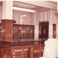 Spokane -- Libraries -- SPL -- Carnegie Library -- Interior Views (#39)