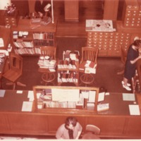 Spokane -- Libraries -- SPL -- Carnegie Library -- Interior Views (#40)