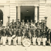 Spokane -- Schools -- Lewis and Clark -- Band & Orchestra (#01)