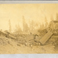 Northwest -- Railroads -- Accidents (#01)