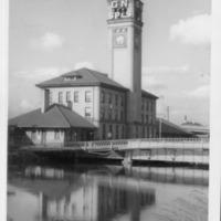 Spokane -- Railroads -- Depots -- Great Northern (#03)