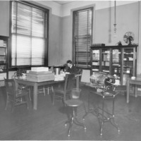 Spokane -- Libraries -- SPL -- Carnegie Library -- Interior Views (#13)