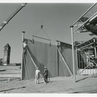 Spokane -- Expo '74 -- Construction (#38)