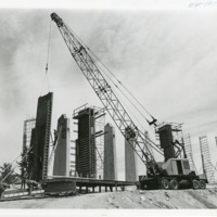 Spokane -- Expo '74 -- Construction (#20)