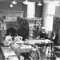 Spokane -- Libraries -- SPL -- Carnegie Library -- Interior Views (#16)