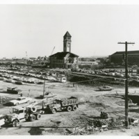 Spokane -- Expo '74 -- Construction (#36)
