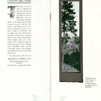 Cannon Hill Brochure