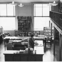 Spokane -- Libraries -- SPL -- Carnegie Library -- Interior Views (#41)