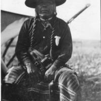 Indians -- Portraits -- A-kis-kis, Joe (#01)