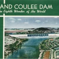 Grand Coulee Dam Souvenir Pamphlet