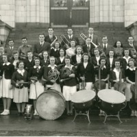 Spokane -- Schools -- Lewis and Clark -- Band and Orchestra (#08)