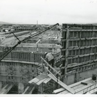 Spokane -- Expo '74 -- Construction (#37)