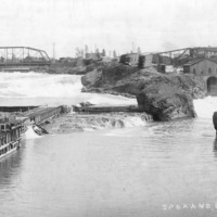 Spokane River (Folder 1, #01)