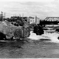 Spokane River (Folder 1, #09)