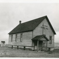 Spokane Valley -- Grange Hall (#02)