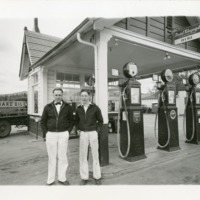 Spokane Valley -- Service Stations (#02)