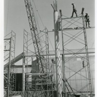 Spokane -- Expo '74 -- Construction (#13)