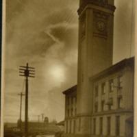 Spokane -- Railroads -- Depots -- Great Northern (#01)