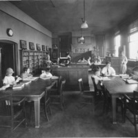 Spokane -- Libraries -- SPL -- Carnegie Library -- Interior Views (#10)