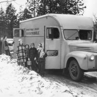 Spokane -- Libraries -- SPL -- Bookmobile (#06)