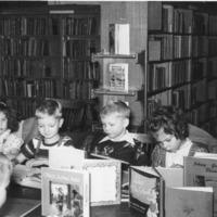 Spokane -- Libraries -- SPL -- Carnegie Library -- Interior Views (#20)