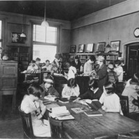 Spokane -- Libraries -- SPL -- Carnegie Library -- Interior Views (#14)